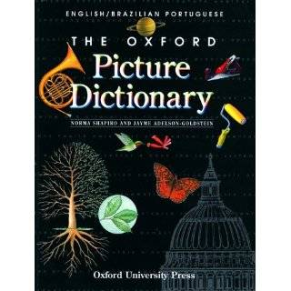 The Oxford Picture Dictionary English Brazilian Portuguese Edition by