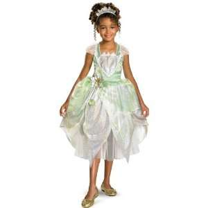 Disney Princess Tiana Kids Costume Toys & Games