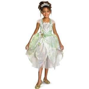 Disney Princess Tiana Kids Costume Toys & Games