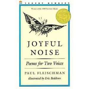 Joyful Noise Poems for Two Voices, Fleischman, Paul