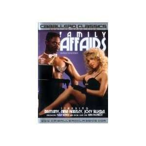 Family Affairs DVD (starring Nina Hartley) Everything Else