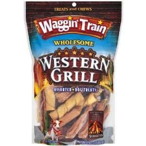 Waggin Train Western Grill Dog Treats Grocery & Gourmet Food