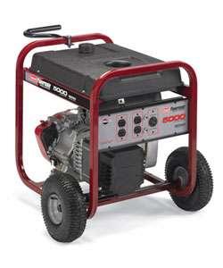 Coleman Powermate 5000 Watt Portable Generator (Refurbished