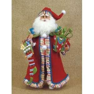 Santa Claus by Karen Didion Originals 2012 whimsey Santa 17
