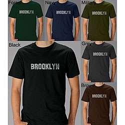 Los Angeles Pop Art Mens Brooklyn T shirt