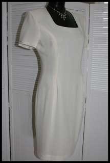 MAGGY LONDON ~ Fully Lined SHEATH DRESS ~ Sz 10