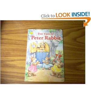 Tale of Peter Rabbit (Golden Take a Look Books