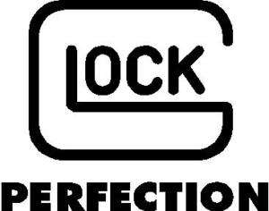 Glock logo gun sticker decal cars trucks boats wall