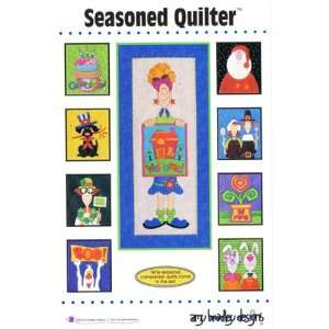 Seasoned Quilter quilt pattern, Amy Bradley Designs ABD223