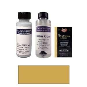 2 Oz. Solar Gold Metallic Paint Bottle Kit for 1980 Mazda