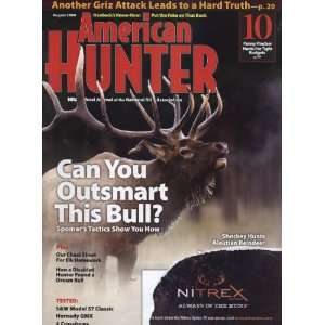 American Hunter (Can You Outsmart This Bull?, August 2009