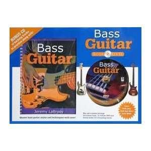 Bass Guitar Kit (Book & DVD)