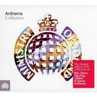 : Ministry of Sound: Anthems Alternative 80s: Various Artists: Music