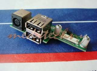 NEW DELL INSPIRON PP29L POWER MOTHERBOARD DC JACK PB04