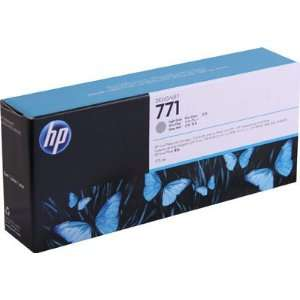 Hewlett Packard 771 Ink Light Gray 775 Ml Popular High