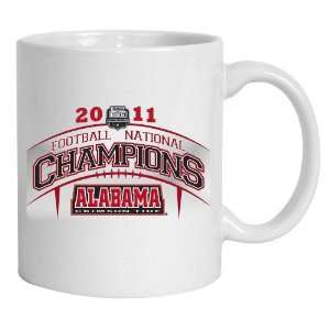 NCAA Alabama Crimson Tide 2011 BCS National Champions