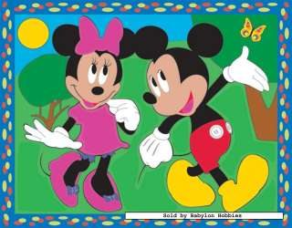 picture 2 of Ravensburger Painting by Numbers   Mickey Mouse Club
