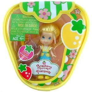 Hasbro Strawberry Shortcake Mini Doll [Lemon Meringue
