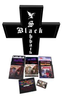 Ozzy Osbourne, Tony Iommi, Geezer Butler, Bill Ward   four names that
