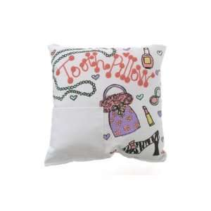 Tooth Fairy Pillow   Girly Girl