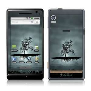 Flying Tree Black Design Protective Skin Decal Sticker for