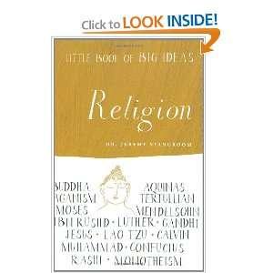 Little Book of Big Ideas Religion (Little Book of Big Ideas