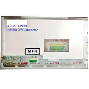 DELL INSPIRON 14R Laptop Screen 14 LED BOTTOM LEFT WXGA