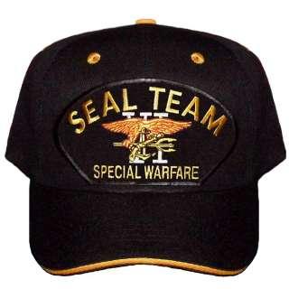 SEAL TEAM VI 6 SPECIAL WARFARE SEALS BALL CAP FREE SHIP