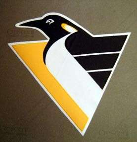 Pittsburgh Penguins NHL Hockey Large 13 Patch