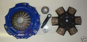 SPEC Ford Mustang Cobra 1999 2001 4.6 4V Stage 3 Clutch