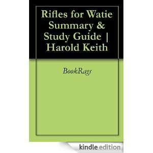 Rifles for Watie Summary & Study Guide  Harold Keith BookRags