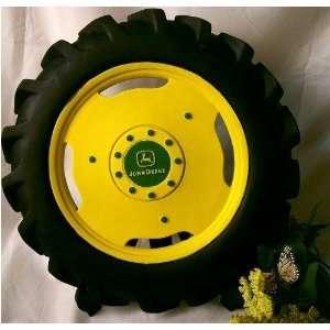 John Deere Stepping Stone Tractor Tire: Patio, Lawn & Garden