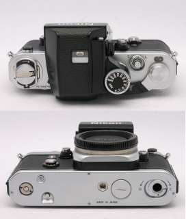Rare Nikon F2 F 2 Silver Film Camera & MD 2 & MB 1 High Speed Motor L