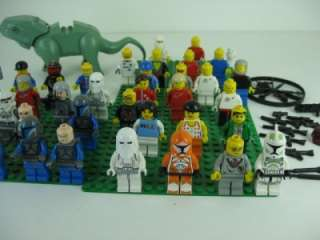 Lot Of 38 Lego Mini Figs Figures Star Wars Harry Potter City