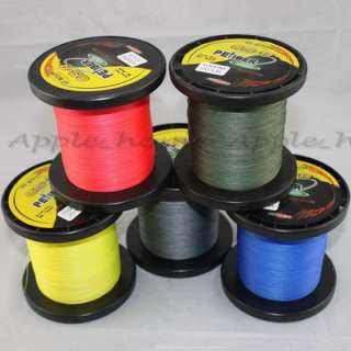 Strong 100% Dyneema Spectra Braid Fishing Line 1000M 1090 Yard