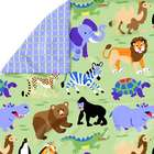 Olive Kids Wild Animals Twin Comforter
