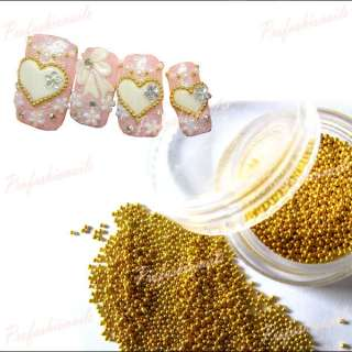 colors tiny pearls nail art glitters more than 10000 pcs