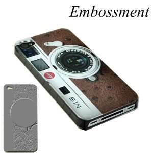 Camera iPhone 4 / 4S Cover   Design iPhone Phone Case