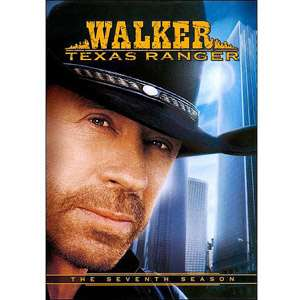 Walker, Texas Ranger The Seventh Season (Full Frame) TV