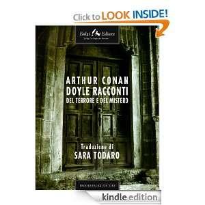 Racconti del terrore e del mistero (Italian Edition) Arthur Conan