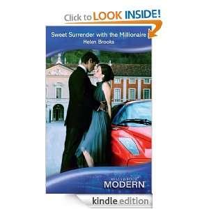 Swee Surrender wih he Millionaire (Mills & Boon Modern) [Kindle