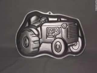 John Deere Tractor Wilton Cake Pan Mold Farm 2002 2105 2063