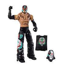 WWE Best of 2011 Series Action Figure   Rey Mysterio   Mattel   Toys