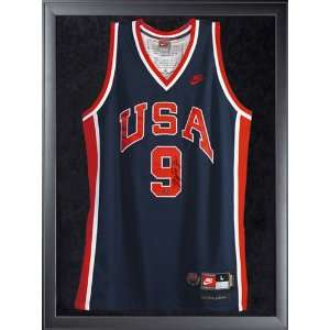 Chicago Bulls Michael Jordan Autographed 1984 USA Special