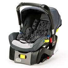 Lamaze Via Infant Car Seat   Grey/Black   Lamaze   Babies R Us