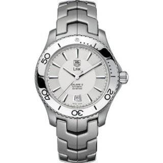 .BA0592 Link Calibre 5 Day Date Automatic Watch Tag Heuer Watches
