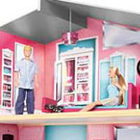 Imaginarium Modern Luxury Wooden Dollhouse   Toys R Us