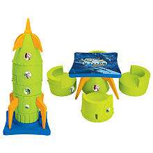 in 1 Transforming Table and 4 Chair Set   Kids Only   BabiesRUs