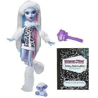 MONSTER HIGH™ Doll ABBEY BOMINABLE  Toys & Games Dolls & Accessories