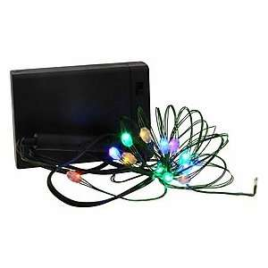 Multi Colored Battery Operated 18 LED Invisilites Home